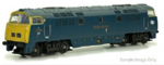Dapol 2D-003-015   Western Duke BR Chromatic Blue SYE D1043 Large Double Arrows